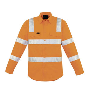 MENS BIO MOTION VIC RAIL SHIRT   ZW680