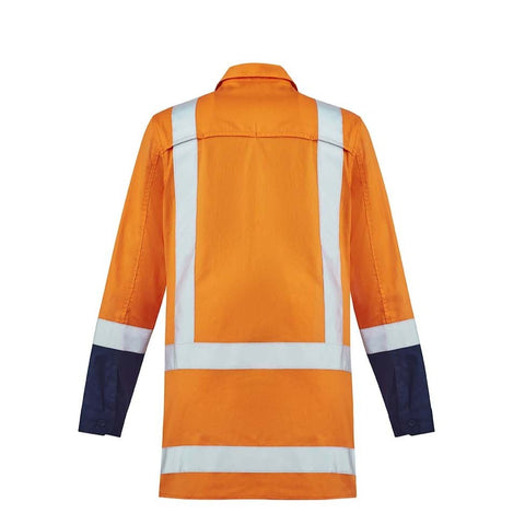 Image of WOMENS TTMC-W17 DRILL WORK SHIRT   ZW730