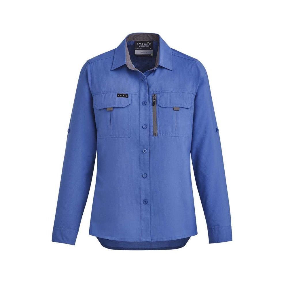 WOMENS OUTDOOR L/S SHIRT   ZW760