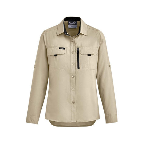 Image of WOMENS OUTDOOR L/S SHIRT   ZW760