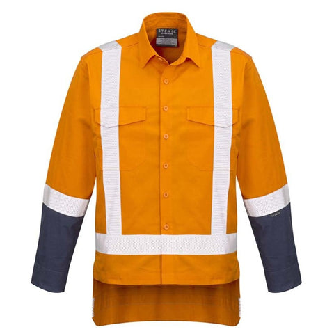 MENS RUGGED COOLING TTMC-W17 WORK SHIRT   ZW820