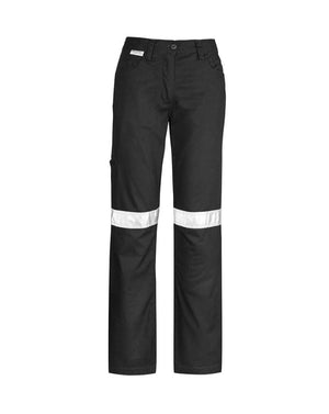 WOMENS TAPED UTILITY PANT   ZWL004
