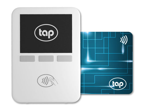 TAP Wallet - Security for Crypto Coins