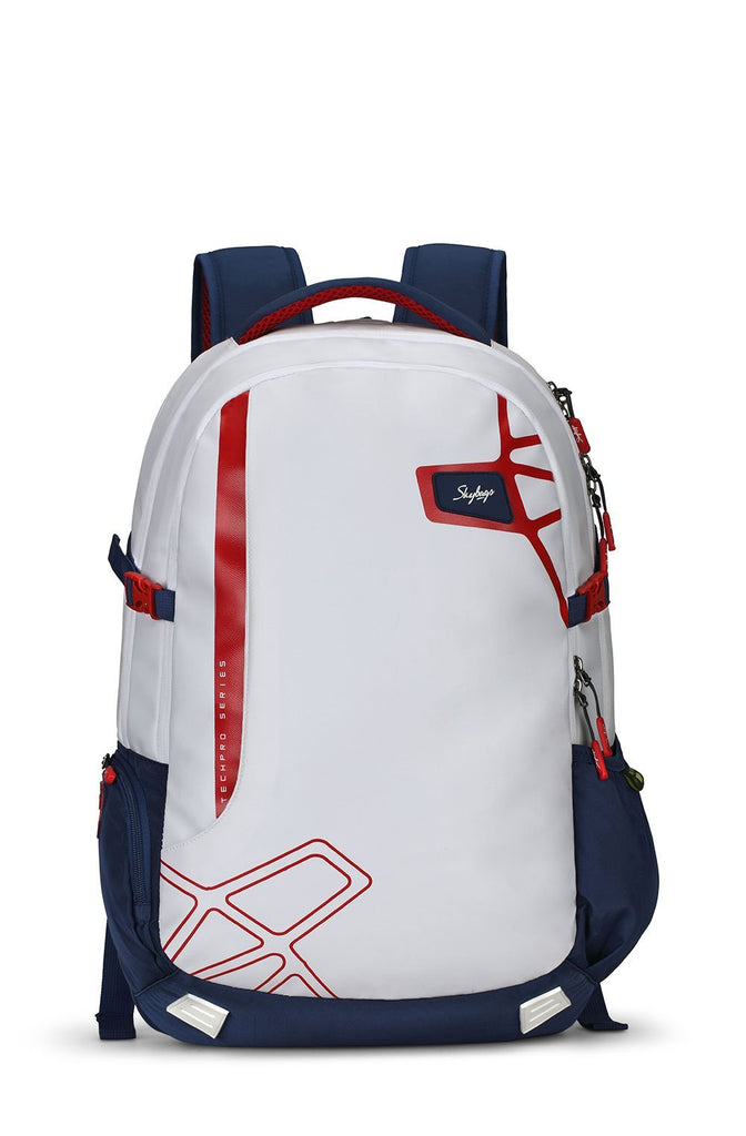 AZTEK PRO 02 BACKPACK WHITE 25L - SkyBags Cyprus
