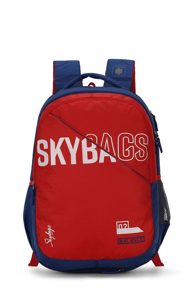 FIGO EXTRA 03 BACKPACK RED 30L - SkyBags Cyprus