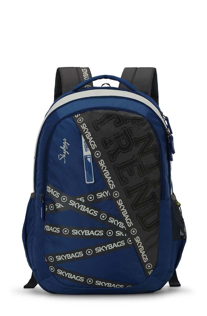 FIGO PLUS 01 BACKPACK BLUE 30L - SkyBags Cyprus