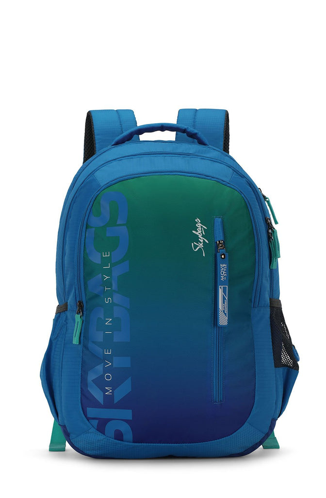 FIGO PLUS 02 BACKPACK GRADIENT BLUE 30L - SkyBags Cyprus