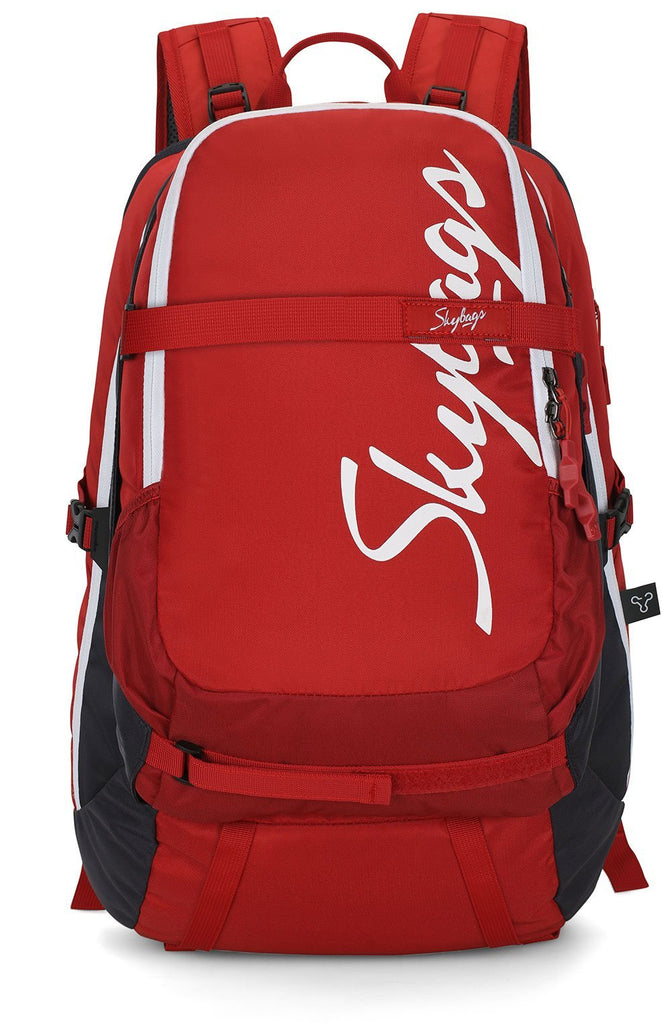 SWITCH BACKPACK RED 50L - SkyBags Cyprus