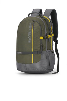 HERIOS PLUS 03 LAPTOP BACKPACK OLIVE 30L - SkyBags Cyprus