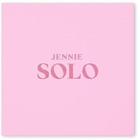 [Blackpink] JENNIE [SOLO] PHOTOBOOK & CD