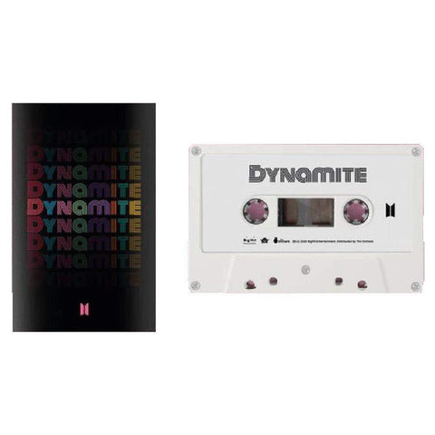 BTS - Dynamite [Limited Edition Cassette]