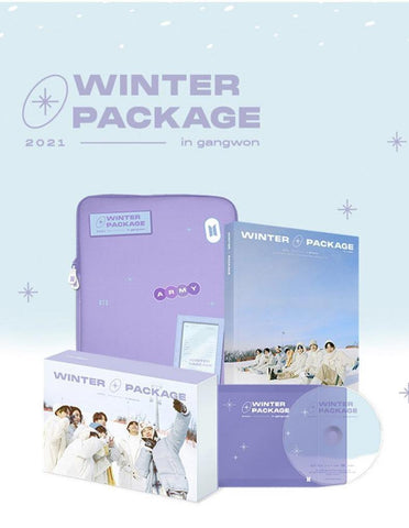 BTS - WINTER PACKAGE 2021 - PRE ORDER