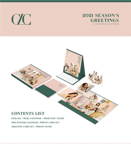 CLC 2021 SEASON'S GREETINGS