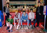 Monsta X - Fatal Love - Poster