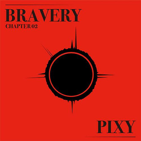 PIXY - Chapter 02. Fairy forest 'Bravery' – Pre-Order