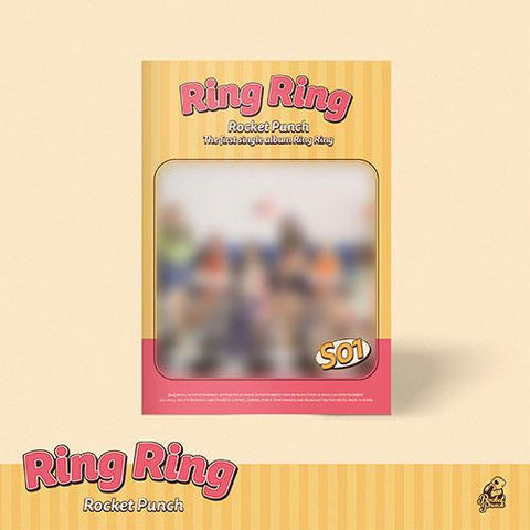 Rocket Punch - Single Album [RING RING] - Pre-Order