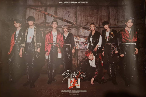 Stray Kids In Life – Poster