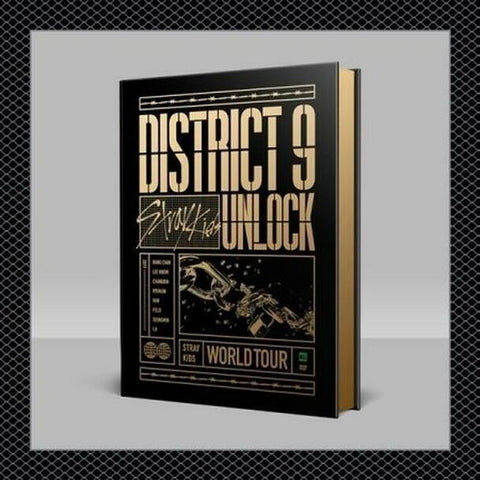 Stray Kids - World Tour [District 9 : Unlock' in SEOUL] (DVD)