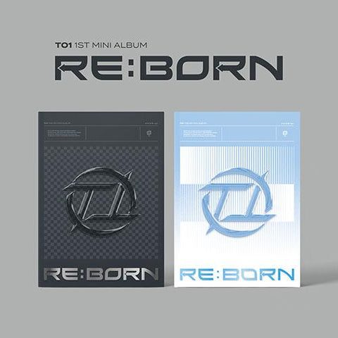 TO1 - 1st Mini Album [RE:BORN] - Pre Order