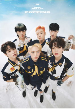 onf popping poster