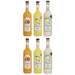 Fabrizia Variety Case (2 Limoncello - 2 Blood Orange - 2 Crema Di Limoncello)