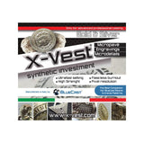 X-Vest  Synthetic investment for direct casting