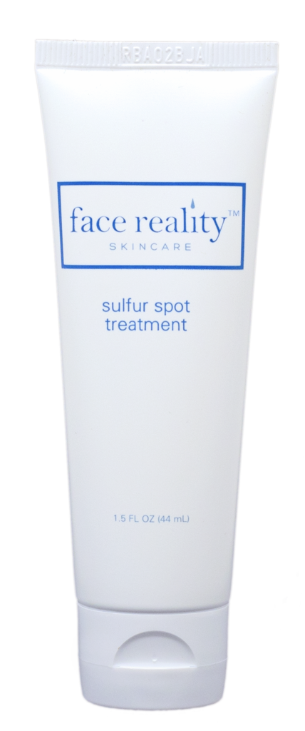 Face Reality Sulphur Spot Treatment