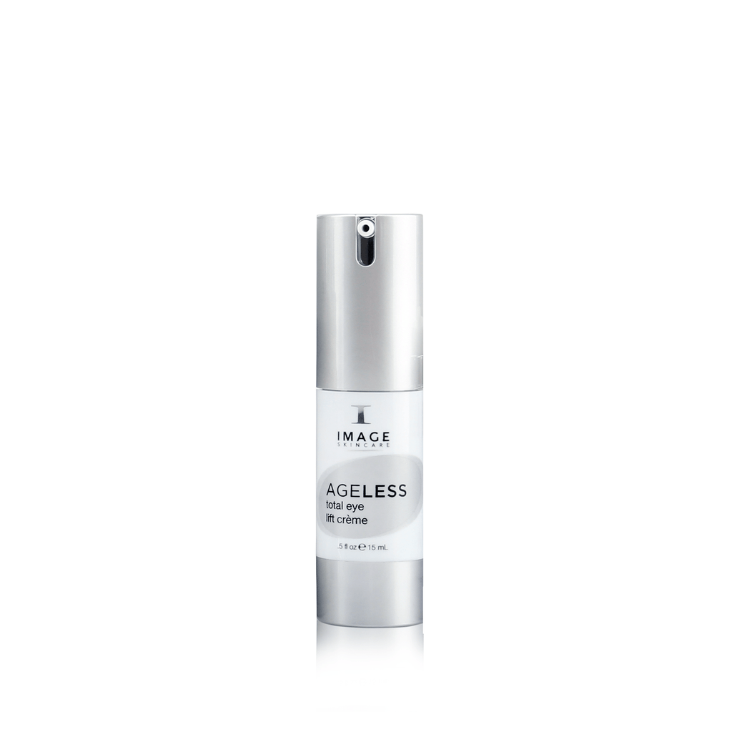 AGELESS total eye lift crème.