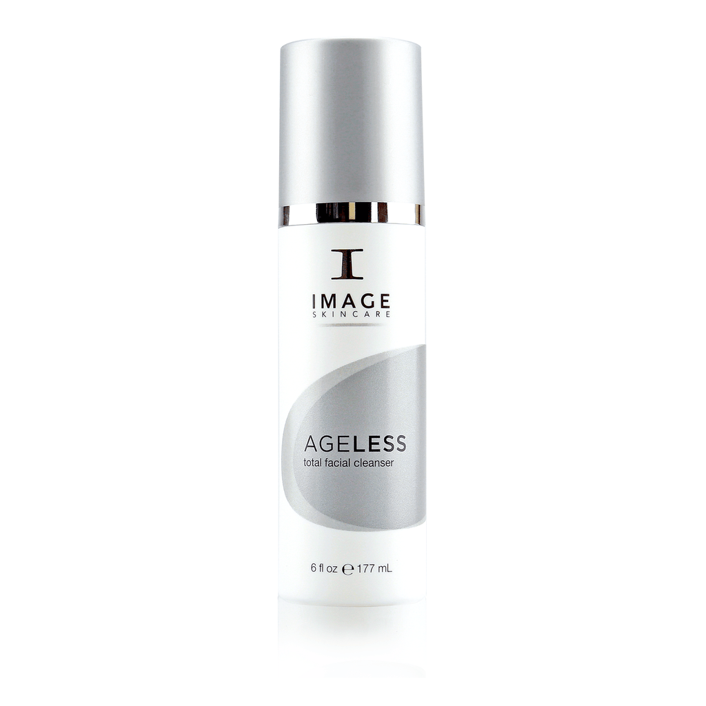 Ageless Total Facial Cleanser.