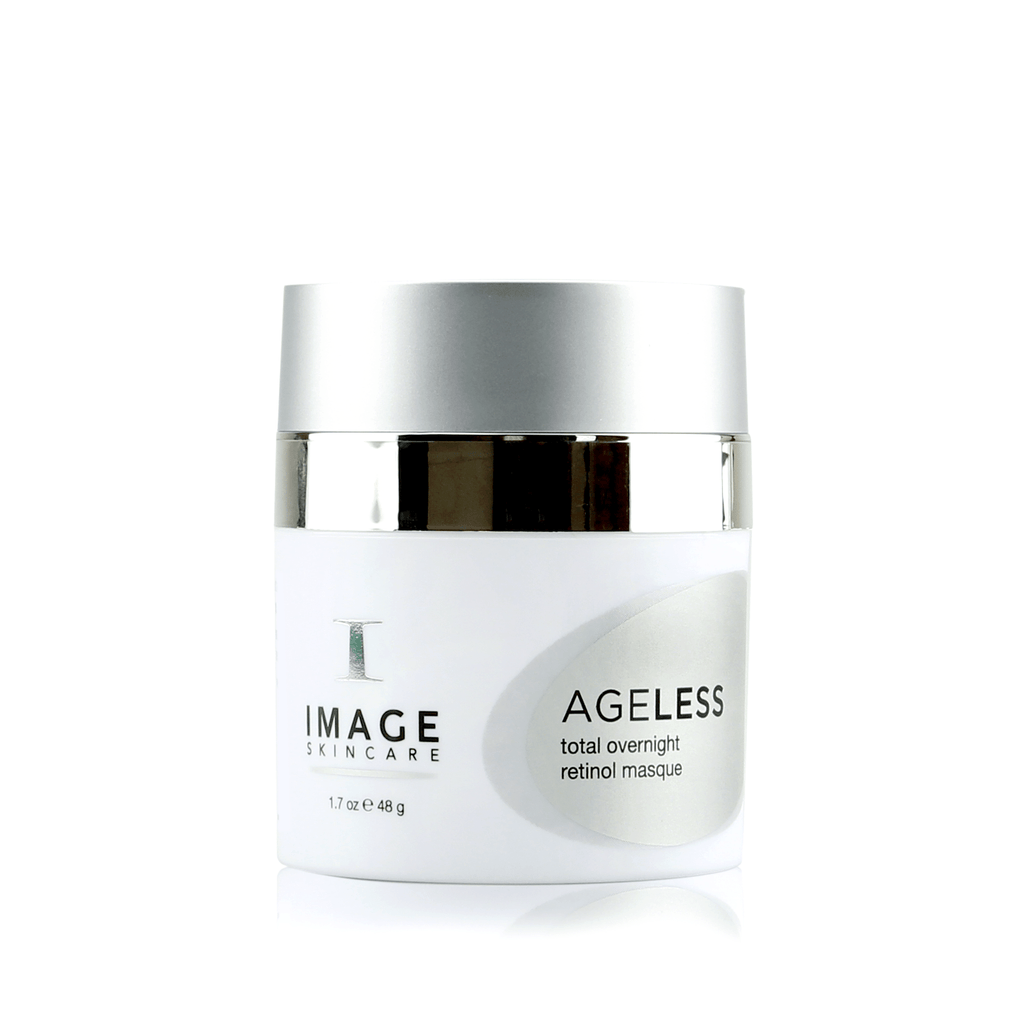 AGELESS total overnight retinol masque.