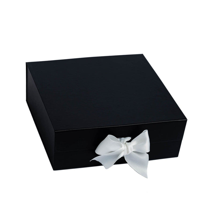"""Will you be my Groomsman?"" Black Gift Box 