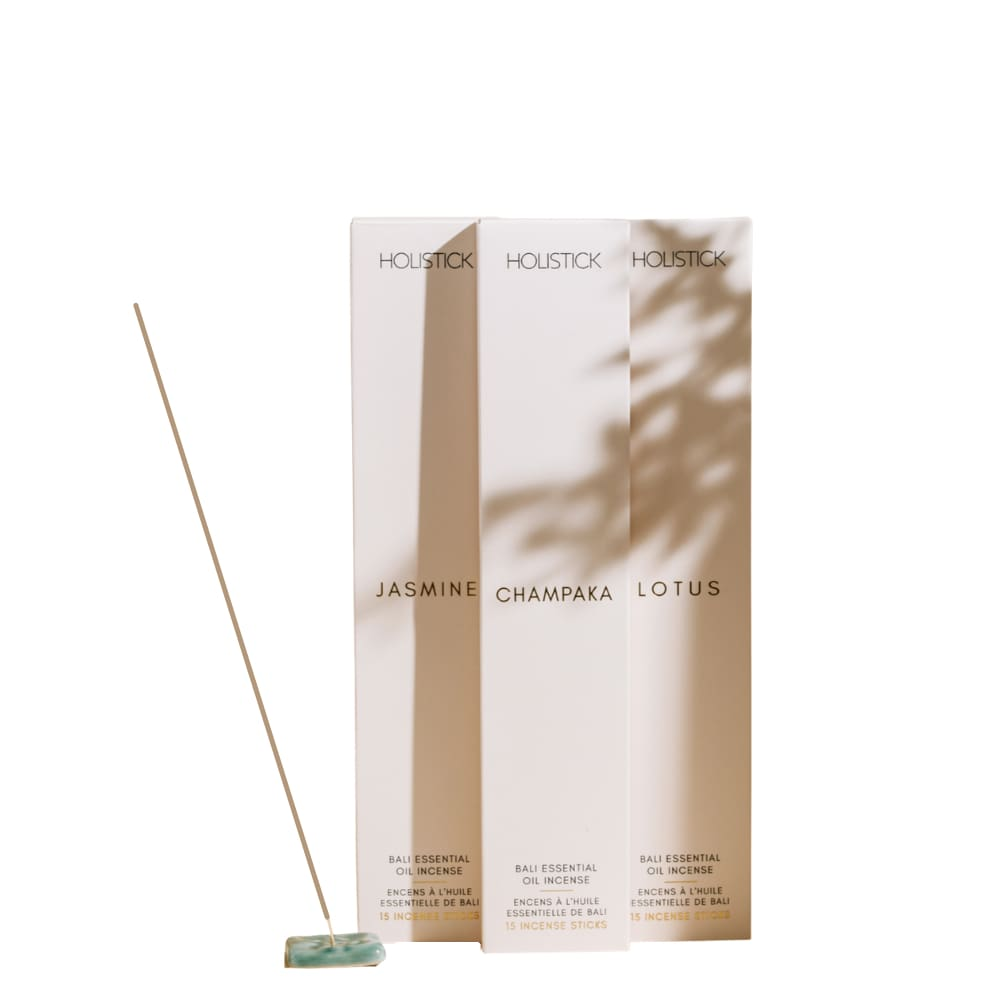 Essential Oil Incense Trio - Incense