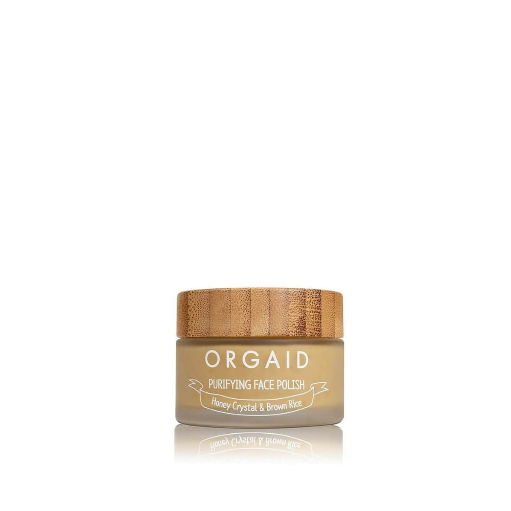 Honey Crystal & Brown Rice Face Polish - Exfoliant