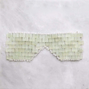 Jade Eye Mask - Jade Eye Mask