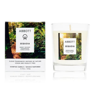 Sequoia Candle - Candle