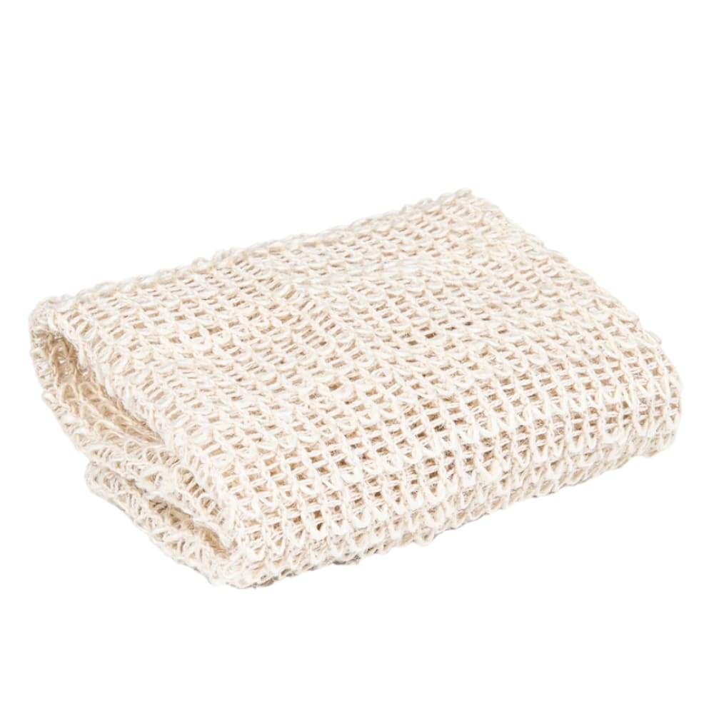Sisal Wash Cloth - sponge