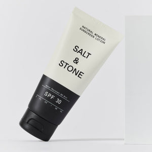 SPF 30 Natural Mineral Sunscreen - Deodorant