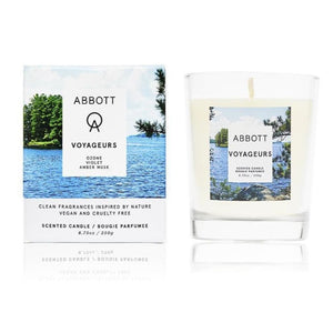 Voyageurs Candle - Candle
