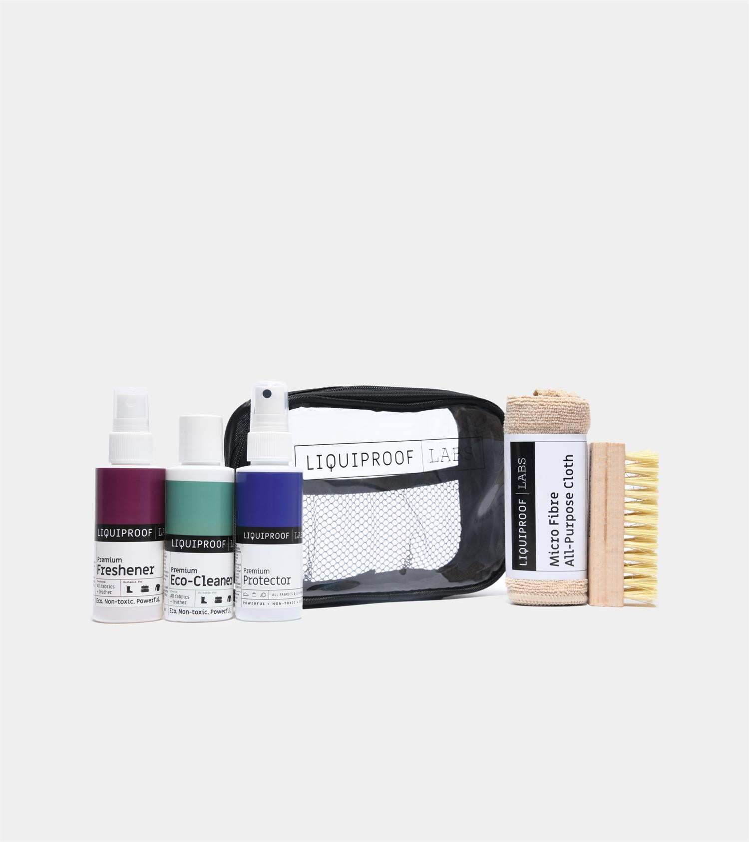 Footwear & Fashion Care Travel Kit