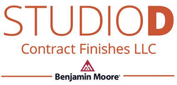 studio d contract finishes llc logo