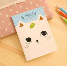 Load image into Gallery viewer, Back to School | Cute Cat Mini Notebook - That Woof Store