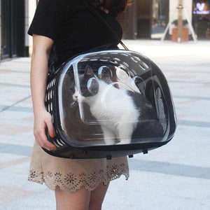 Pet Carrier Bag for Cats and Dogs - That Woof Store