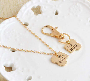 Dog Human BFF Necklace - That Woof Store