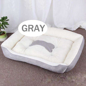Bone Pet Bed Warm Pet Bed for Dogs - That Woof Store