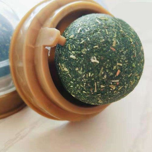 Edible Catnip Toys | The Catnip Ball - That Woof Store