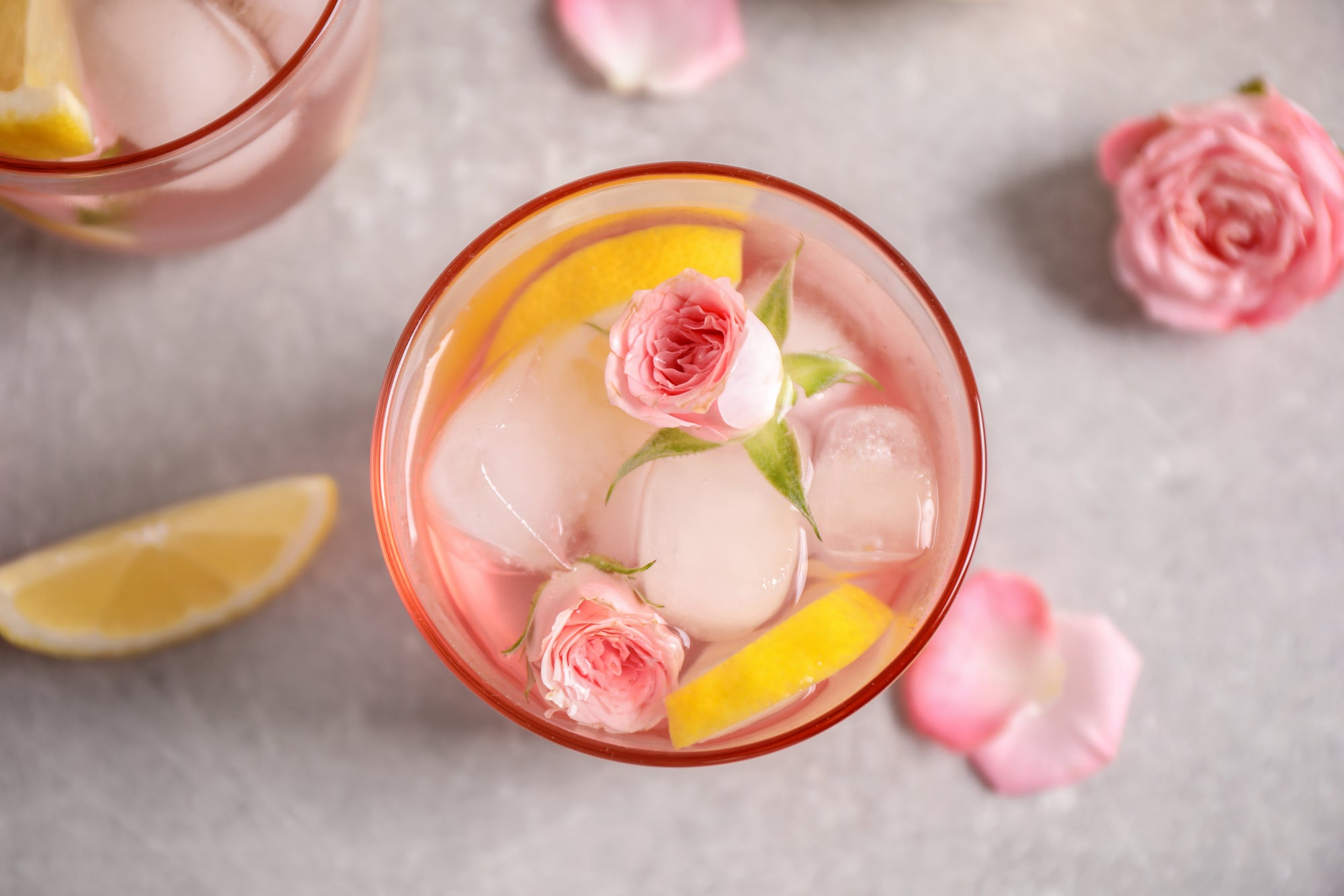 Mother's Day Rose Water Martini