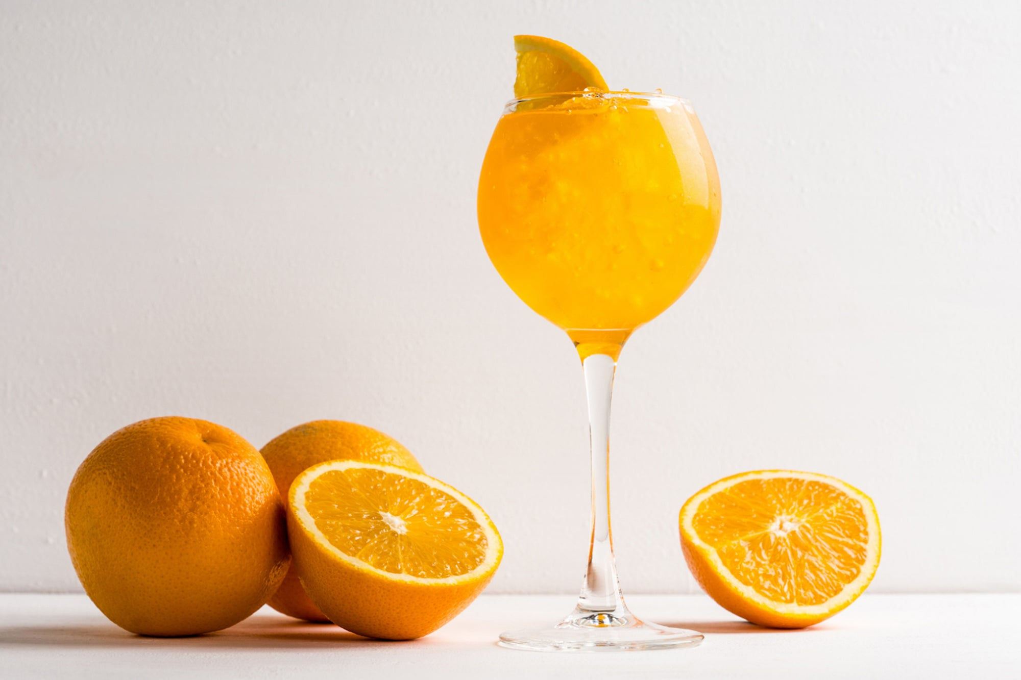 Orange Crush Spritzer