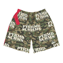 "Load image into Gallery viewer, ®the pyramid schemes ""Camo"" Shorts"