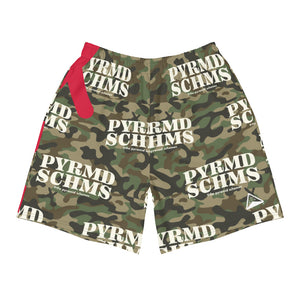 "®the pyramid schemes ""Camo"" Shorts"