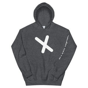 "®the pyramid schemes ""(1 of 20) X Hoodie"""